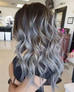 Long Wavy Ash-Brown Balayage - 20 Light Brown Hair Color Ideas for Your New Look - The Trending Hairstyle Ashy Brown Hair, Ashy Hair, Brown Hair Looks, Ash Brown Hair Color, Brown Hair Shades, Brown Hair Balayage, Hair Color Shades, Light Brown Hair, Dark Hair