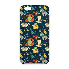 Capa de celular Bohemian Cats  - Cat Club