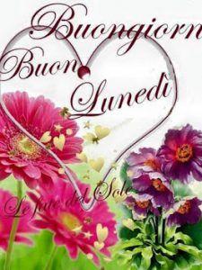 Con Fiori.Buon Lunedi Con I Fiori Buon Lunedi Buongiorno Immagini Lunedi