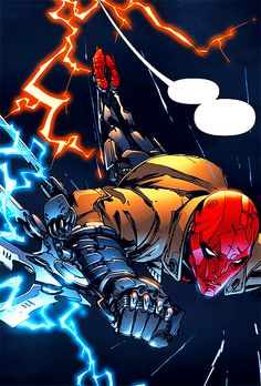 """You know what is really emasculating? Getting killed."" Red Hood - Kenneth Rocafort"