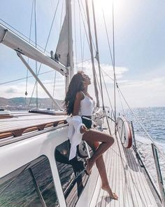 Gulet Victoria Italy Yacht Charter by Yacht Boutique Srl. The luxury Boat charte. Boat Pics, Yacht Week, Sailing Holidays, Boat Fashion, Yacht Fashion, Cow Girl, Yacht Boat, Jolie Photo, Kayak Fishing