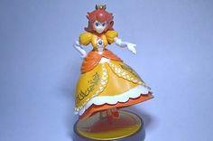 Custom-Peach-Amiibo-Accurate-Daisy