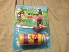 Disney Bubble Pipe