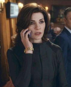 The Good Wife Season 5 Outfits, Explained by Costume Designer Daniel Lawson - Season 5, Episode 15: Karolina Zmarlak Jacket and Skirt from #InStyle