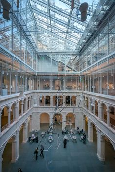 Renzo Piano Building Workshop, Payette, Pygmalion Karatzas · Harvard Art Museums