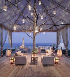 Hmmmm.... thinking we need an outdoor pavilion like this one!
