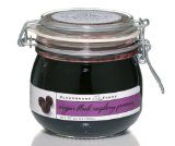 Clearbrook Farms Oregon Black Raspberry Preserves, 24 oz: Clearbrook Farms only uses USDA Grade A fruit from small family-owned farms and presents this product in a 24 oz. Raspberry Preserves, Sliced Almonds, Canning Jars, Gourmet Recipes, Blackberry, Oregon, Farms, Salads, Household