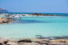 Elafonissi, Kreta
