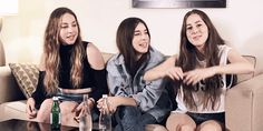 Click here for facts about HAIM, the band that everyone's talking about!
