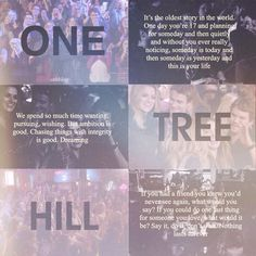 One Tree Hill last episode quotes!! :)