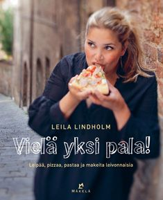 Leila Lindholm: Vielä yksi pala!  ❤