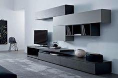 mueble modular rack para led smart tv minimalista progetto 17 667 00 en mercado