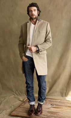 JCrew, men style