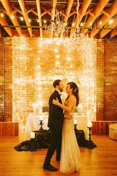 Art deco inspired wedding #reception #weddingideas #goldwedding #blackwedding #artdeco