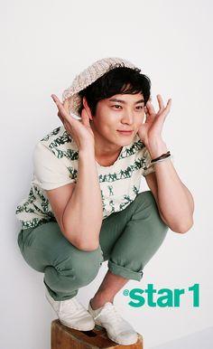 Joo Won - Star 1 Magazine May Issue 13