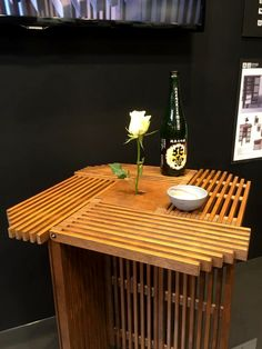 Ambiente folding  extendable table tea table