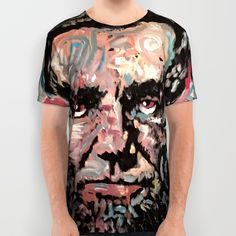 """""""Gettysburg"""" by artist Matt Pecson, on this All Over Shirt by Society6."""