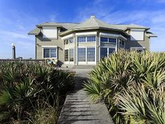 Nautilus Beach House, direct ocean front, sleeps 16Vacation Rental in Ormond Beach from @HomeAway! #vacation #rental #travel #homeaway