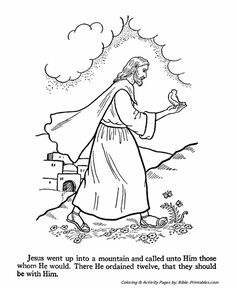 67 Amazing Realistic Bible Coloring Pages images