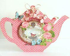G45 Botanical Teapot Wardrobe  Katie Zoey Ho