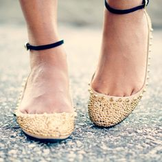 Pose by closetconfection Zara Flats
