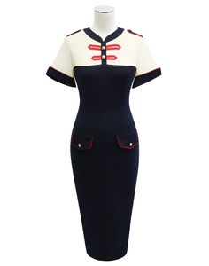 Waterloo Wiggle Dress