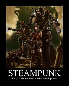 steampunk wizard of oz | The Galaxy Junkyard: Image of the Day: Steampunk Wizard of Oz