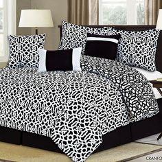 Cranford 7 Piece Comforter Set