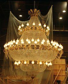 Phantom chandelier.