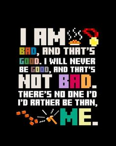 Disney Quote - Wreck it Ralph