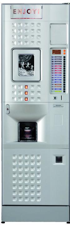 Polar Caffé Europa kaffeautomat for bønner