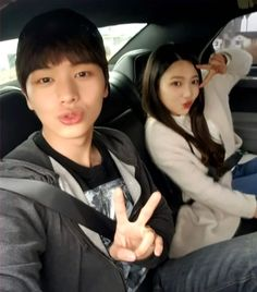 "Yook Sungjae ❤️ Park Sooyoung di Instagram ""Miss these two so much 😭😭😭 @yook_can_do_it @redvelvet.smtown 💚💙💚💙💚 #sungjoy #bbyucouple #yook #sungjae #joy #parksooyoung #btob…"" Wgm Couples, Kpop Couples, Cute Couples, Yook Sungjae, Btob, Sungjae And Joy, We Get Married, Park Sooyoung, My Prince"