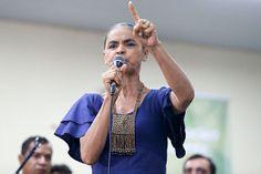 Marina diz que não subirá no palanque do PSDB 'em hipótese alguma'