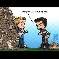 This is one of the reasons why I love Tony :P