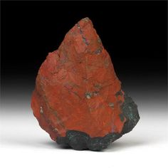 Crimson Cuprite Altar Stone * Featured in Stones of New Consciousness Book