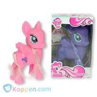 Pony met lange haren -  Koppen.com