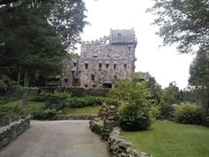 1. Gillette Castle State Park (East Saddam, CT) (look up to see if it's worth  about 20 mils off the main road.