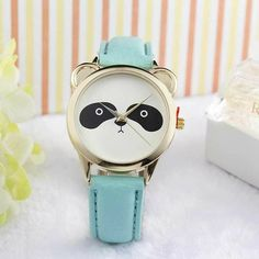 Hearty Disney Cartoon Children Watches Girls Quartz Watch Top Brand Frozen Pu Leather Watchband Fashion Girls Frozen Watch Dropshipping To Produce An Effect Toward Clear Vision Children's Watches
