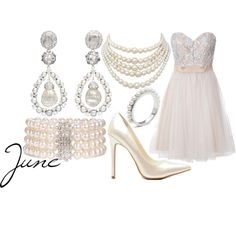 Pearl by elli-jane-xox on Polyvore featuring True Decadence, Mastoloni and Christian Dior