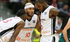 Basketbalisté Opavy dlouho trápili mistra, Nymburk ale zápas otočil
