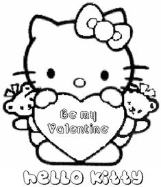 Best Free Valentine Coloring Pages, Quotes, Clip Art And Fun Facts ...