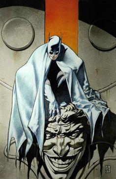 Batman by Tanino Liberatore