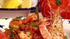 Smoky shrimp jambalaya