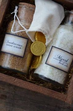 Gifts of the Wisemen: Gold, Frankincense and Myrrh - The Idea Room