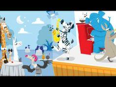 What the Sleepy Animals Do at the Audubon Zoo Promo Video