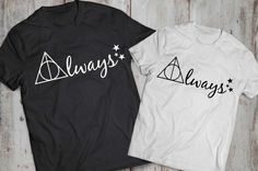 Couples shirts Always Love shirts His and hers by EpicTees4You