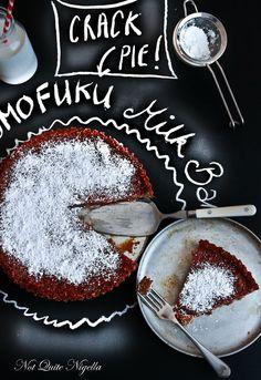Momofuku Milk Bar's crack pie copycat recipe... sinfully delicious