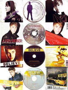Justin Bieber's Albums - http://www.facebook.com/BelieberFamilyCom