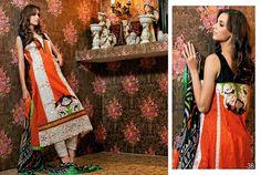 Firdous Eid Collection 2013   Firdous Celebration Put on Collection 2013-2014 - FASHIONPAB   FASHIONPAB