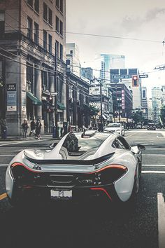 "Searching for a quality luxury cars and truck will undoubtedly bring anyone to the rather apt adjective, ""exotic"". Exotic food or exotic beauty may be more clearly defined, however exac… Luxury Sports Cars, Exotic Sports Cars, Best Luxury Cars, Exotic Cars, Mclaren P1, Mclaren Cars, Supercars, Mustang, Porsche 918 Spyder"